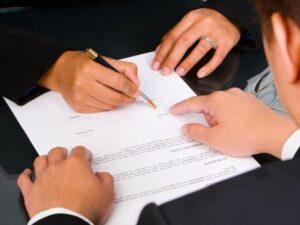 Что делать если вас принуждают заключить договор?