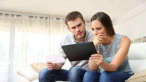 Неверные решения, которые принимают люди с проблемными кредитами